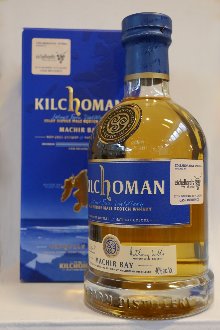 Kilchoman Private Edition